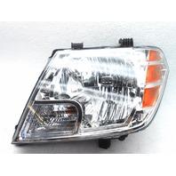 OEM Nissan Frontier Left Driver Halogen Headlight Head Lamp-Reflector Visual