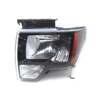OEM Ford F150 Left Driver Halogen Headlight Head Lamp-Minor Tab Chip