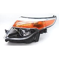 OEM Ford Explorer Left Bare HID Headlight Head Lamp-Tab Missing/Housing Chip