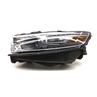 OEM Ford Taurus Light Grey Left Driver Halogen Headlight Head Lamp-Tab Missing
