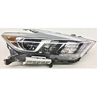 OEM Nissan Maxima Right Passenger Side Halogen Headlamp Lens Flaw