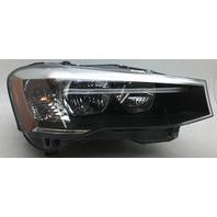 OEM BMW X3 Right Passenger Side Halogen Headlamp Mount Missing