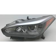 OEM Infiniti Q70 Left Driver Side Headlamp Tab Damage