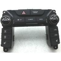 OEM Hyundai Genesis Temp Control 97250-2MFP1BHL