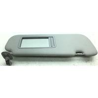 OEM Hyundai Elantra Right Passenger Side Sun Visor 85202-3X290TX gray