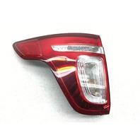OEM Ford Explorer Rear Left Driver Tail Light Tail Lamp-Inner Water Spots