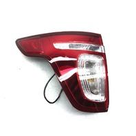 OEM Ford Explorer Rear Left Driver Tail Light Tail Lamp-2 Lens Crack