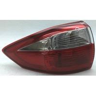 OEM Ford C-Max Left Tail Lamp Lens Crack DM5Z-13405-A