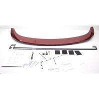 OEM Hyundai Elantra Rear Spoiler Red 3XF34-AB200-S2R