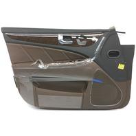 OEM Hyundai Equus Front Left Driver Door Trim Panel 82305-3NIM0RN4