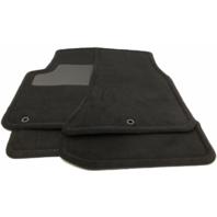 OEM Dodge Challanger Front Floor Mat Set 5SG29DX9AA Black