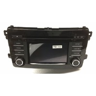 OEM Mazda CX-9 Front AM/FM Sterio CD Player Radio Audio TK23-66-DV0C