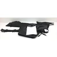 OEM Mazda 6 Front Black Hood Bra Kit w/ Hardware 000-8G-H03