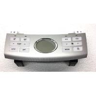 OEM Hyundai Elantra w/ AQC Silver Face Temperature Control 97250-2H500S4