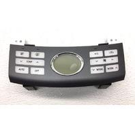 OEM Hyundai Elantra w/o AQC Dark Grey Face Temperature Control 97250-2H500XM