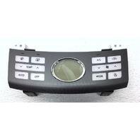 OEM Hyundai Elantra w/ AQC Silver Face Temperature Control 97250-2H550XM