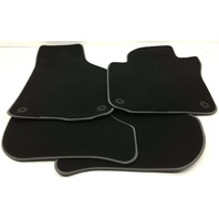 OEM Volkswagen Golf GTI Floor Mat Set 1K1-863-011-S-G0N Black w/Gray Trim