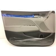 OEM Hyundai Elantra Front Driver Door Trim Panel 82305-F3140PKG