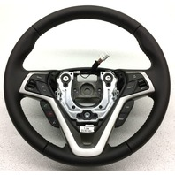 OEM Veloster Steering Wheel 561102V680RY Black Leather Shift Audio Phone Cruise