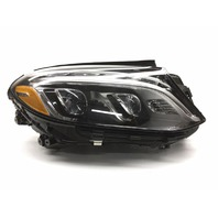 OEM Mercedes GLE SUV Right Adaptive LED Headlight Head Lamp-Module Post Missing