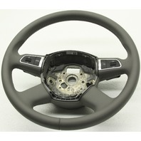 OEM Audi Q7 Steering Wheel 4E0-419-091-CT-W88 gray