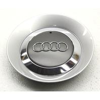 OEM Audi A4 17x7.5 10 Spoke Wheel Center Cap 4F0-601-165-B-SRA