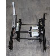 OEM Cadillac SRX Left Driver Front Seat Electric Seat Track w/ Motors 19123461