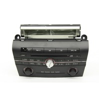 OEM Mazda 3 Front Stereo Radio CD Player Audio-Missing Clock Button