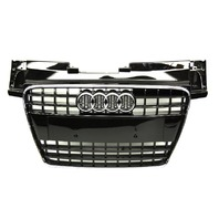 OEM Audi TT Front Bumper Grille Black 8J0-853-651-Y9B