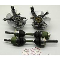OEM Sportage Front Drive Shaft Spindle Knuckle Set Q K081 33 020D Q