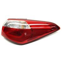 OEM Kia Forte Sedan Right Passenger Tail Light Tail Lamp-Minor Lens Chip