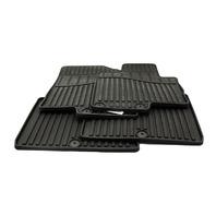 OEM Kia Cadenza Front/Rear All Weather Rubber Floor Mat Set 3R013-ADU00