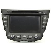 OEM Hyundai Veloster Radio Audio Info Screen 96560-2V700-FLT