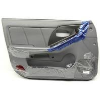 OEM Hyundai Elantra Front Driver Door Trim Panel 82301-2D100-LT Gray
