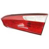 OEM Kia Forte Right Passenger Side Lid Mounted Tail Lamp Lens Chip