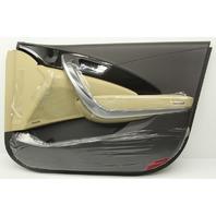 OEM Hyundai Azera Front Passenger Door Trim Panel 82306-3V711-YDA Beige