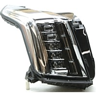 OEM Cadillac Escalade ESV Right LED Headlamp With Ballast 23444786
