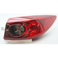 OEM Mazda 3 Right Hand Quarter Mount Tail Lamp Lens Chip BJT1-51-150A
