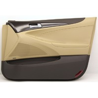 OEM Hyundai Sonata Front Passenger Door Trim Panel 82304-3Q0906YD
