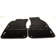 OEM Audi A6 4-Peice Floor Mat Set 4F1-061-270-C-MNO gray