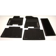 OEM Nissan Armada 5-Piece Floor Mat Set T99E1-5WZ0A