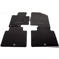 OEM Hyundai Azera Front Floor Mat 3VF14-AC001-RY black