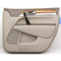 New Old Stock OEM Buick Enclave Passenger Front Door Trim Panel 158762 gray