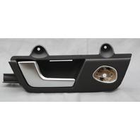 OEM A4 S4 RS4 Sedan & Wagon Rear Left Door Handle Interior 8E0-839-019-C-7PE