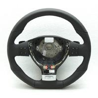 OEM GTI Golf Rabbit Steering Wheel 1K0-419-091-DH-TVJ Black Leather w/Shift
