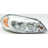 OEM Chevrolet Impala Right Passenger Side Halogen Headlamp 25958360