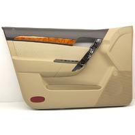 New Old Stock OEM Chevrolet Aveo5 Front Driver Door Trim Panel 96956622