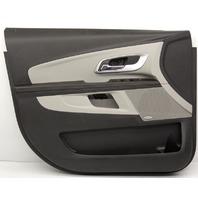 New Old Stock OEM Chevrolet Equniox Front Driver Door Trim Panel 22761532