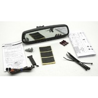 OEM Kia Rio Interior Rear View Mirror with Homelink and Compass