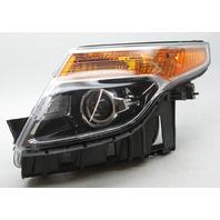 OEM Ford Explorer Left Halogen Headlamp DB5Z-13008-B Tab Gone Peg Gone